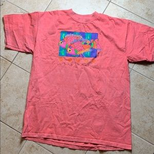 Other - Vintage Key West Fishes T-Shirt